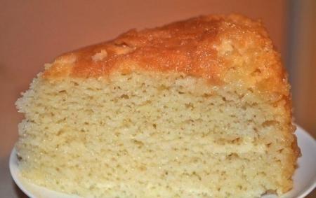 Божественно вкусный торт - Три молока
