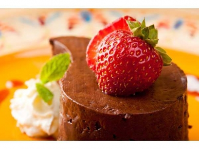Десерт Шоколадный пенник